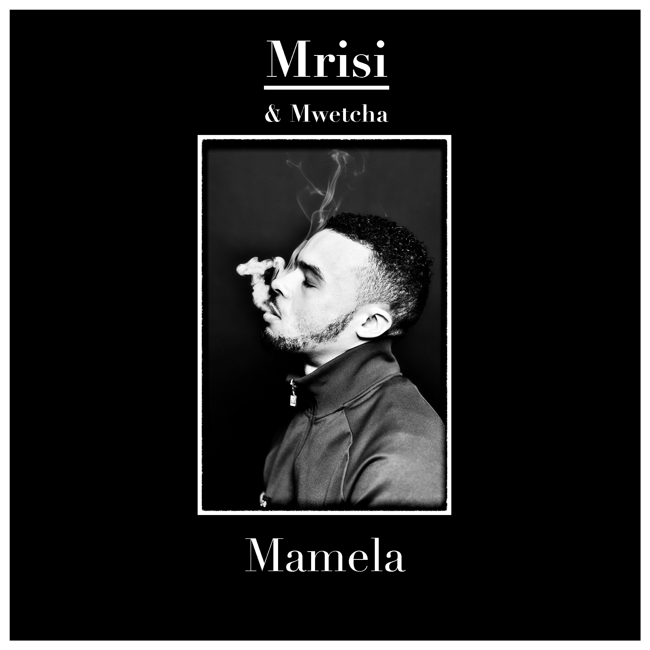 Mrisi CD cover