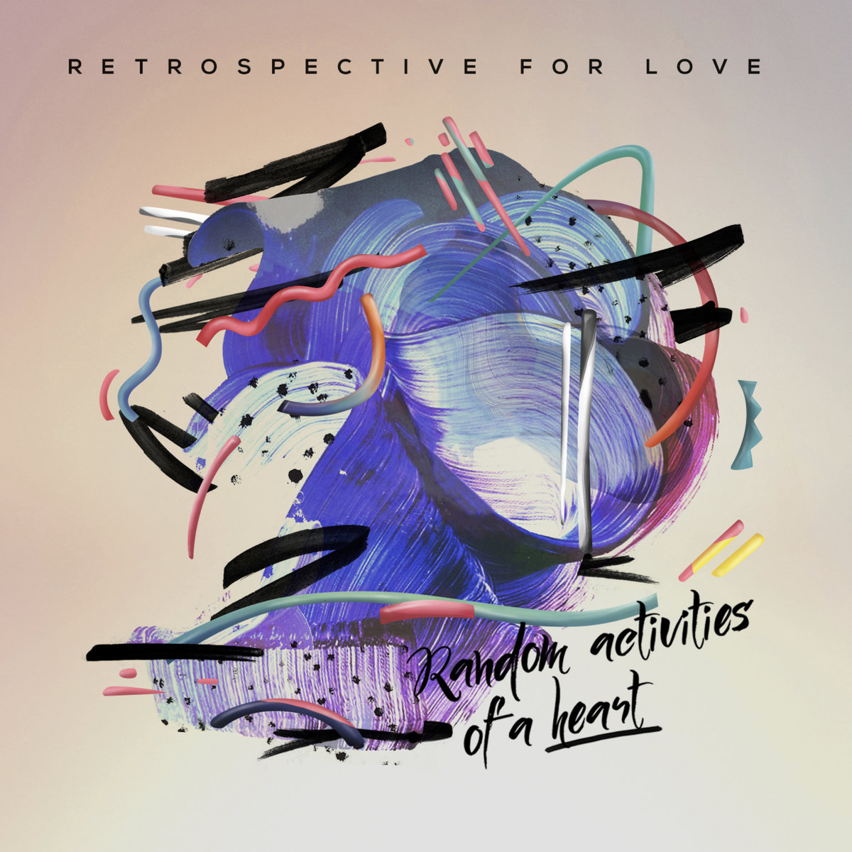 Retrospective for Love cover